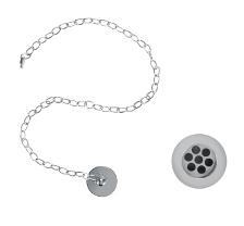 Basin Plug & Chain