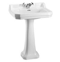 Edwardian Large Square Basin