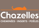 Изразцовые печи с топками Chazelles