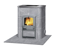 HTU500 Кухонная печь-плита