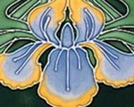 Плитка с рельефным рисунком